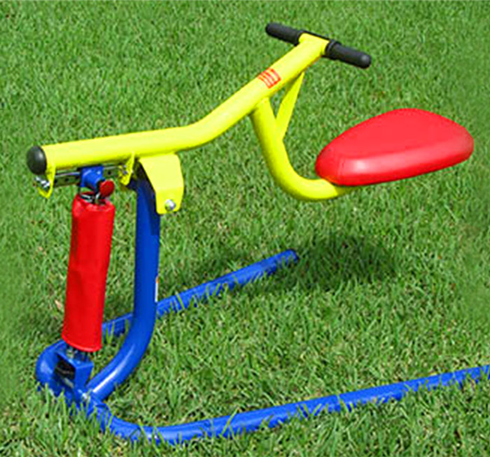 The Bouncing Teeter Totter™